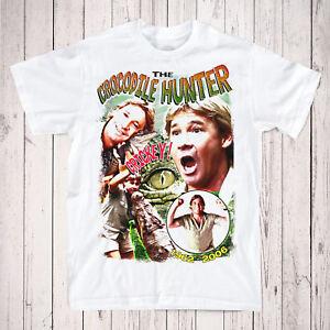 Steve Irwin Crocodile Hunter tribute T-Shirt by Studio315