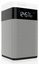 Pure Pop Midi DAB FM Digital Radio Alarm Clock
