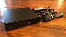 Dell Optiplex 9020 USFF Desktop, i5-4590T@ 2.0GHz, 8GB RAM, 500GB HDD, Win10 Pro