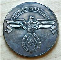 WW2 GERMAN COMMEMORATIVE COLLECTORS COIN..