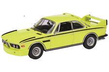 SCHUCO  BMW  3.0 CSL golfgelb  02190  1:43