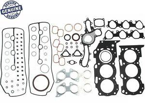 For Toyota 4Runner FJ Cruiser 4.0L GAS DOHC Engine Gasket Set Genuine 0411131510