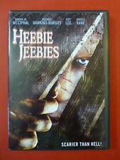 Heebie Jeebies (DVD*Bobbie Jo Westphal*Michael Hawkins-Burgos*Jeff Lee)