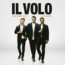 10 Years - The Best Of - 2 DISC SET - Il Volo (CD New)