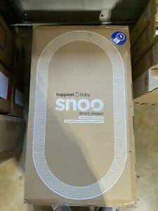 Happiest Baby Snoo Smart Sleeper Bassinet - BARELY USED! w/ Box!!