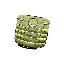 Nokia C3-00 original Tastatur QWERTY grün Tastaturmatte Tastenmatte Keypad