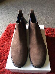Realmente queso rociar  Geox Chelsea Boots for Men for sale | eBay