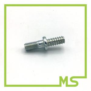 1 Stopfen mit 2 Zylinder-Stehbolzen passend für Stihl MS341 MS361 Stud M5 Cap