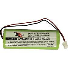 ZZcell Battery For Dogtra Transmitter 7002M, 7102H, 1500NCP, Dog Collar 400mAh