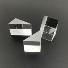Optical Isosceles Glass Right Angle Triangular Prism Optics Light Science Survey