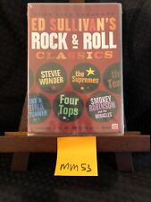Ed Sullivan'S Rock N Roll Classics Dvd Motor City Magic Sweet Soul Time-Life New