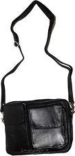 Small Men's bag, Leather men's handbag Shoulder bag. Gentlemen's new leather bag