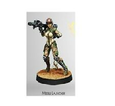 Infinity Ghulam Infantry Missile Launcher Rifle Haqqislam metal new