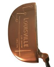 Louisville Mens Right Hand Heavy Putter Mallet Style Putter with Oversize Grip