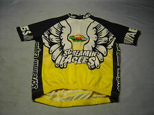 BPMS150 Verge Sport ABS SCREAMING EAGLES Club Cycling Jersey Size Medium