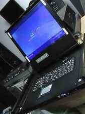 Rack mount portable LCD/Keyboard/Mousepad