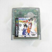 DRAGON BALL Z Densetsu no Cho Senshi NINTENDO GameBoy Color Cartridge Only gbc
