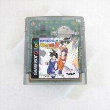 DRAGON BALL Z Densetsu no Cho Senshi Nintendo Game Boy Color Cartridge Only gbc