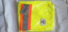 Brand New CONDOR RAIN BIB OVERALL PANTS HI-VIS, YELLOW/ORANGE  (M, L, XL, 2XL)