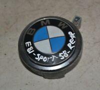 BMW 1 Series Tailgate Boot Badge Emblem Tail Gate Handle 7207933-01 E81 2008 E87