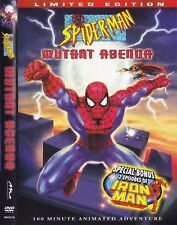 Spider Man - Mutant Agenda (Limited Edition) New DVD