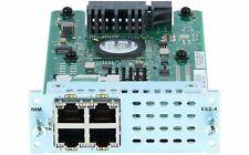 New Nib Sealed Cisco Nim-Es2-4 4-Port Layer 2 Ge Switch Network Interface Module