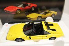 Kyosho Ferrari 308 GTS Quattrovalvole yellow NEU 1:18 Limited Edition Magnum