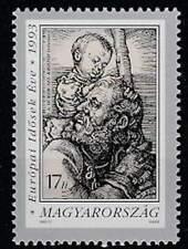 Hongarije postfris 1993 MNH 4244 - Jaar van de Ouderen