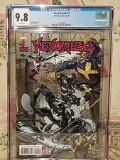 Marvel Venomized #2 CGC 9.8