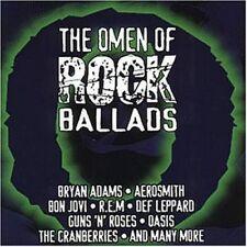 Omen of Rock Ballads (1997, Polystar) Bryan Adams, Aerosmith, Bon Jovi, R.. [CD]