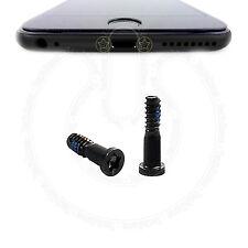2 x Bottom Screws Pentalobe BLACK 2 pcs set for Apple iPhone 6 6S iPhone 6S Plus