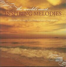 THE WORLD'S MOST INSPIRING MELODIES RELAXATION CLASSICAL MUSIC CD