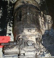 Nachi Variable Vane Pump VDR-1B-1A2-U21_VDR1B1A2U21 w/Motor_LT1570-NR_LTIS70-NR