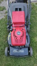 More details for mountfield self propelled petrol lawnmower used
