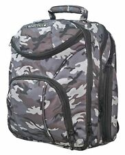 Rockville Camo Backpack Bag For Reloop Mixage Interface Edition DJ Controller