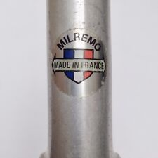 Potence ATAX Milremo Ø22.0mm - L110mm - Ø25.4mm - Quill Stem French Bicycle