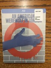 Blu Ray An American Werewolf In London Steelbook