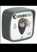 Elsamec Selettore a chiave per esterni  antieffrazione a parete