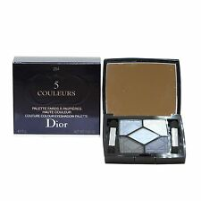 DIOR 5 COULEURS COUTURE COLOUR EYESHADOW PALETTE 6G #254 BLEU DE PARIS NIB