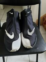 b1e5520602f49 Nike Air Zoom Flight The Glove Black White Gary Payton Jordan VNDS ...
