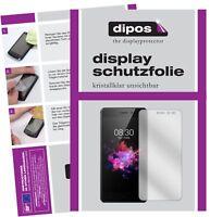 2x TP-LINK Neffos X1 Lite Film de protection d'écran protecteur clair dipos