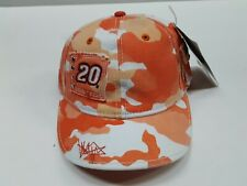 Tony Stewart # 20 Ladies Camouflage Nascar Hat
