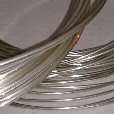 10ft lengths 3.048 metre Fine Silver Round Wire 0.3mm 28 gauge