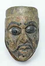 Wooden Tribal Mask Big Size Original Old Antique Hand Carved