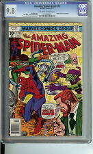 Amazing Spider-Man #170 CGC 9.8 OW/WP Green Goblin cover