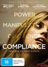 Compliance * NEW DVD * Craig Zobel (Region 4 Australia)