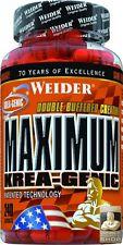 Weider MAXIMUM Fondatanel GENIC Barattolo 240 capsule (21,15 eur/100 G)