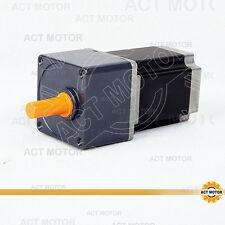 ACT Motor GmbH 1Stk Nema23 Geared Motor 23HS8430AG10 4 Leitungen 3A 190Ncm 10:1