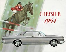 1964 Chrysler New Yorker Coupe, Refrigerator Magnet, 40 Mil Thick