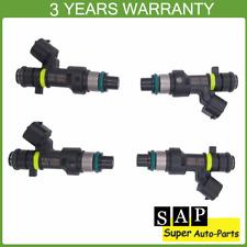 4PS Fuel Injectors For Nissan Versa Cube Sentra NV200 07-14 16600-EN200 FBY2850